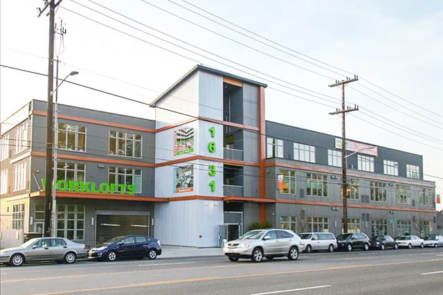 Interbay Work Lofts exterior